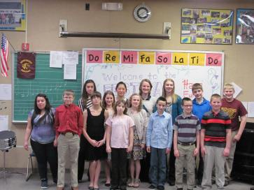 Participants were: Back left to Right: Kassandra Prieto-Garcia, Sophie Hsu, Lena Horak, Vanessa Peterson, Ried Preston, Layne Miller,  Middle Left to Right: Cassidy Mentink, Amanda Alford,  Front left to Right: Jessica Solis, Brayden Andersen, Kisha kraft, Ella Whitiker, Nick Tolle Zach Hegge, Derek Peterson.Photo Courtesy of LDNE.