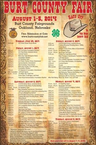 Schedule-2014