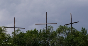 crosses from Lewis and Clark