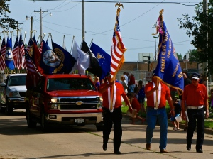 4th of July 2014 in Lyons. All photos credit of Denise Gilliland, Editor and Chief, Kat Country Hub.