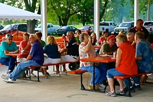 July 3rd Party in the Park was a huge success in 2014. All photos credit of Denise Gilliland, Editor and Chief, Kat Country Hub.