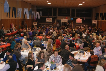 The Burt County Fair Foundation Fundraiser Saturday evening at the Tekamah Auditorium was well attended by a wonderful group of fair supporters. Photo Credit/Mary Loftis.