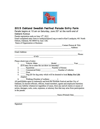 2015-Oakland-Swedish-Festival-Parade-Entry-Form