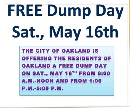 free dump day