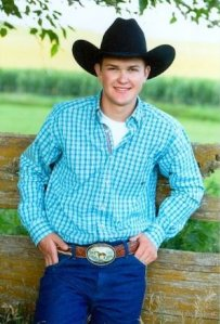 Josh King is the son of Terry and Sally King. He plans to attend UNL majoring in diversified crop production.