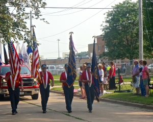 The annual 4th of July Festival Parade in Lyons brought out many people, enjoying all of the entries. Photo Credit for all pictures/Denise Gilliland, Editor and Chief, Kat Country Hub.