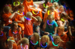 Oakland-Craig students celebrated homecoming week, concluding with a pep rally. All photos credit of Denise Gilliland/Editor and Chief, Kat Country Hub.