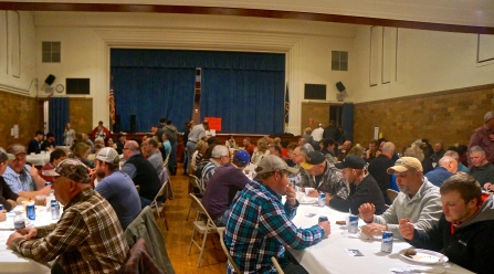 A large crowd attends the first annual Beast Feast in Oakland. Photo Credit/Denise Gilliland, Editor and Chief, Kat Country Hub.