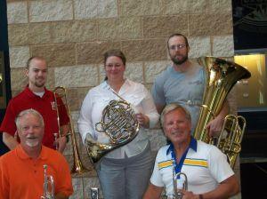 Burt County Brass Quintet